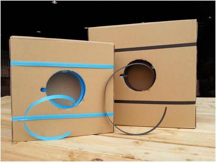 تسمه های بسته بندی در انواع سایز و بهمراه چاپ